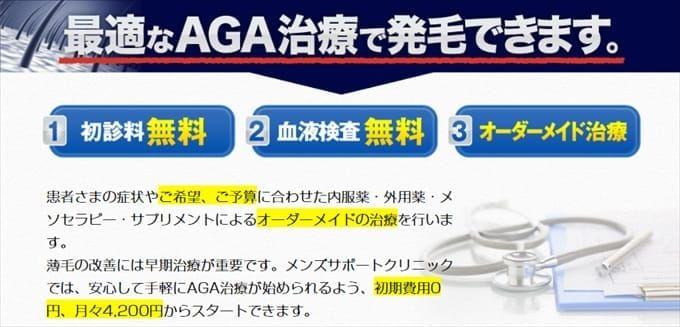 月々4,620円~のオーダーメイド処方!