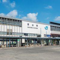 岡山‗駅前