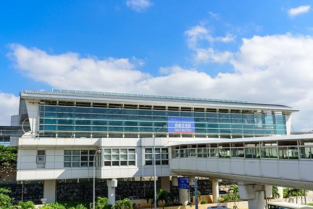 沖縄‗ゆいレール‗那覇空港駅