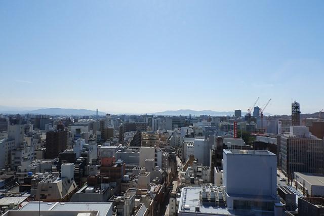熊本市内を見渡すイメージ