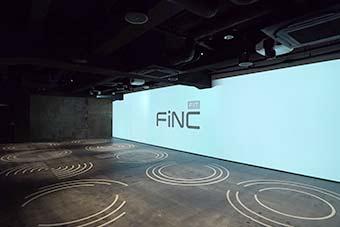 フィンクフィット原宿店 トレーニングルーム