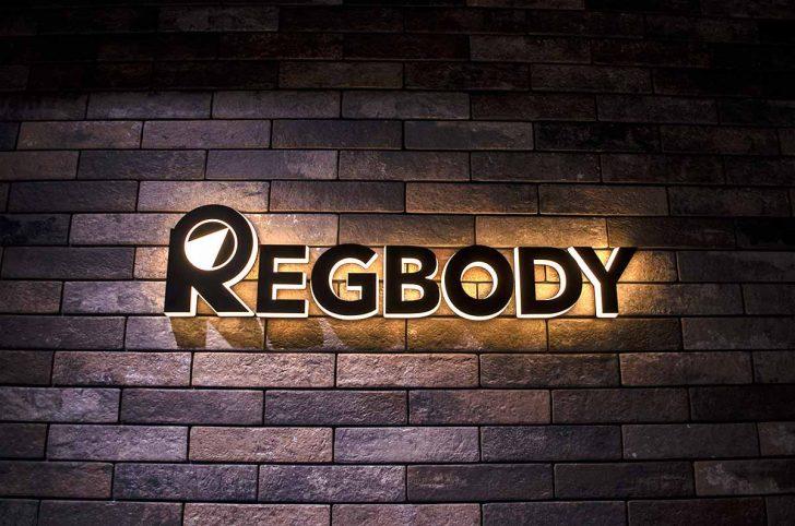レグボディ ロゴ