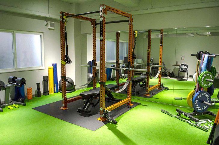 レグボディ トレーニングルーム